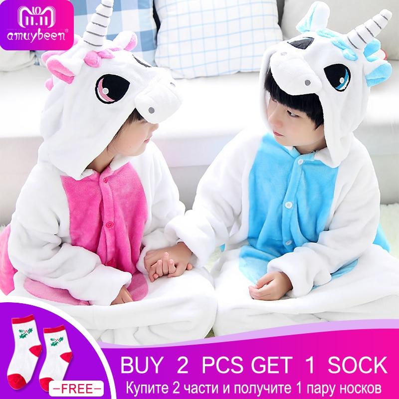 64ab7423df8746 Skup Kigurumi Piżama dla Dzieci Dziewczyny Unicorn Anime Panda Onesie  Kostium Dla Dzieci Chłopcy Piżamy Pokemon Kombinezon Licorne Zwierząt 2 12  Najtaniej ...