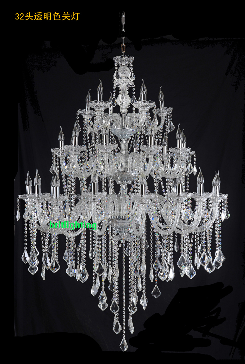 Large crystal chandeliers modern chrome chandelier lighting dining large crystal chandeliers modern chrome chandelier lighting dining room crystal chandeliers luxury home lighting modern lamp in chandeliers from lights arubaitofo Gallery