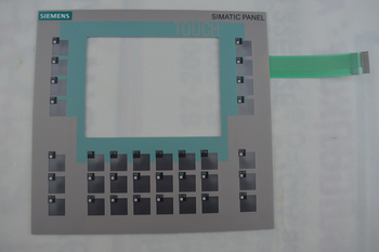 New Membrane keypad 6AV6 642-0DA01-1AX0 for SlMATIC OP177B HMI KEYPAD, Membrane switch , simatic HMI keypad , IN STOCK