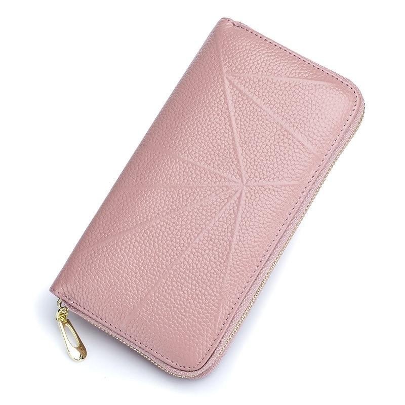 Women Wallet Lady Purse WESTERN Christmas Long-Style Fashion Gift Zipper for AUSPICIOUS
