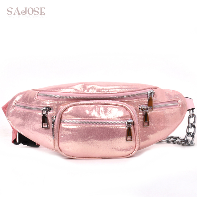 Women Chest Bags Waist Belt Bag Lady Fashion Multifunctional Designer Small Shoulder Bag Girls Pink Messenger Bag Drop Shipping