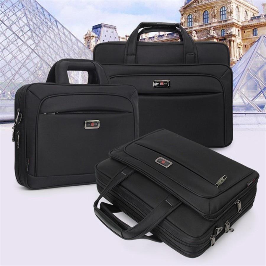 2020 New Business Men Briefcase High Capacity Men's Single Shoulder Bags 14