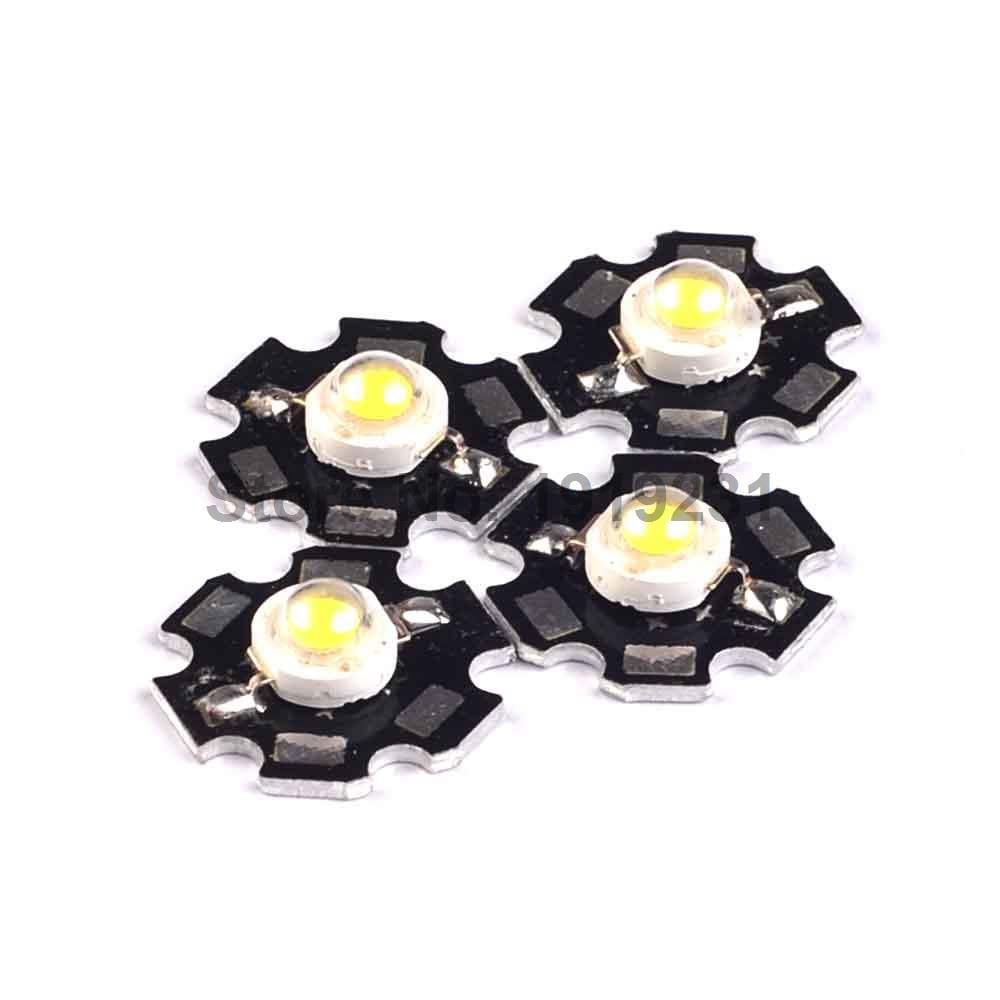 1PCS 3W High Power LED light Bead Emitter White Colors LED