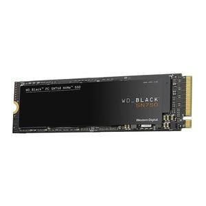 Image 4 - Western Digital WD M.2 2280 สีดำ SSD SN750 250GB 500GB 1TB NVMe ภายใน Gaming SSD Gen3 PCIe, 3D NAND สำหรับเกม PC แล็ปท็อป