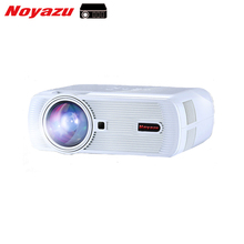 Noyazu Simplebeamer Mini Proyector LED Soporte FULL HD 1080 P HDMI/USB/AV/SD/VGA para Home Theatre PC Portátil de Videojuegos TV