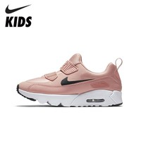 NIKE Kids Official NIKE Kids AIR MAX TINY 90 Toddler Running Shoes Outdoor Breathable Sneakers Child's Shoes 881926