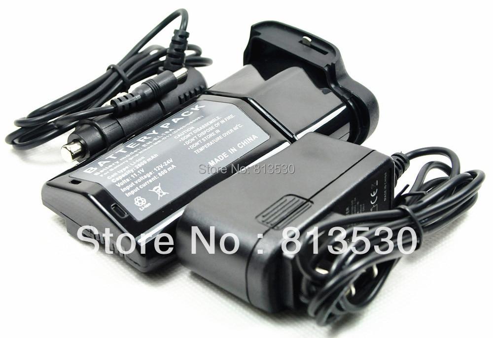 EN-EL18A EN-EL18 Battery + Charger For Nikon D800 D800E D810 Camera , MB-D12 MBD12 Battery Grip.