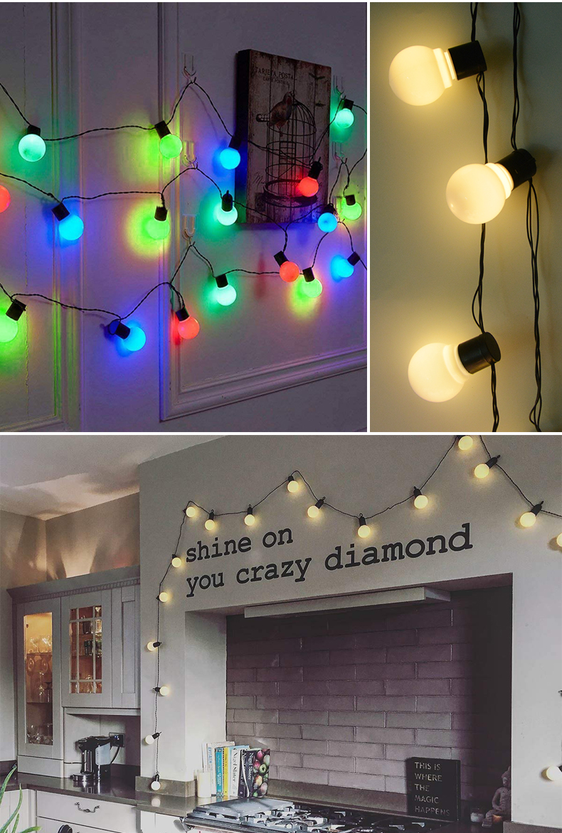 HTB1yXuEXjzuK1RjSspeq6ziHVXae - Christmas Decorations for Home Fairy Lights Outdoor Indoor Led String light Party Weeding Adornos Navidad Natal Ornaments Decor
