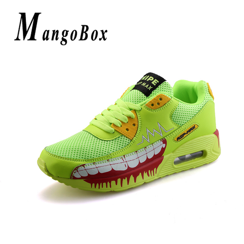 Spring Summer Sport Shoes Brand For Unisex Black Blue Green Jogging Mens Womens Sneakers Brand Designer Couples Running Shoes