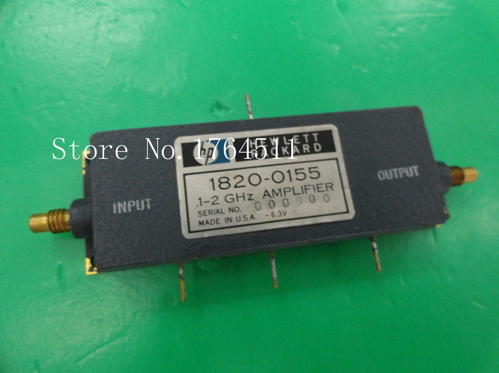 [BELLA] Original 1820-0155 1- 2GHz Amplifier