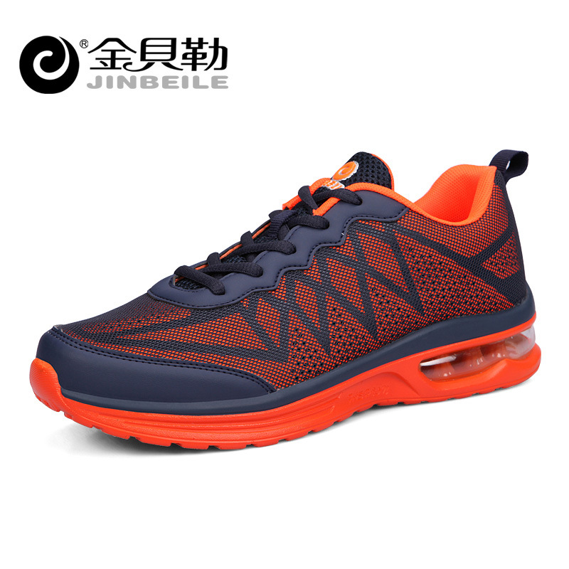 ФОТО 2017 Time-limited Dmx Men Concrete Floor Spring Breathable Running Male Air Cushion Shoes Shock Absorber Net Soles Winter New
