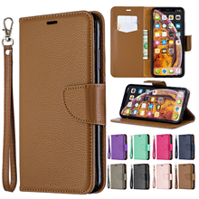 Flap cover leather wallet for Samsung GalaxyA10 A20 A30 A40 A50 A70 M10 M20 M30 Shell bracket phone case