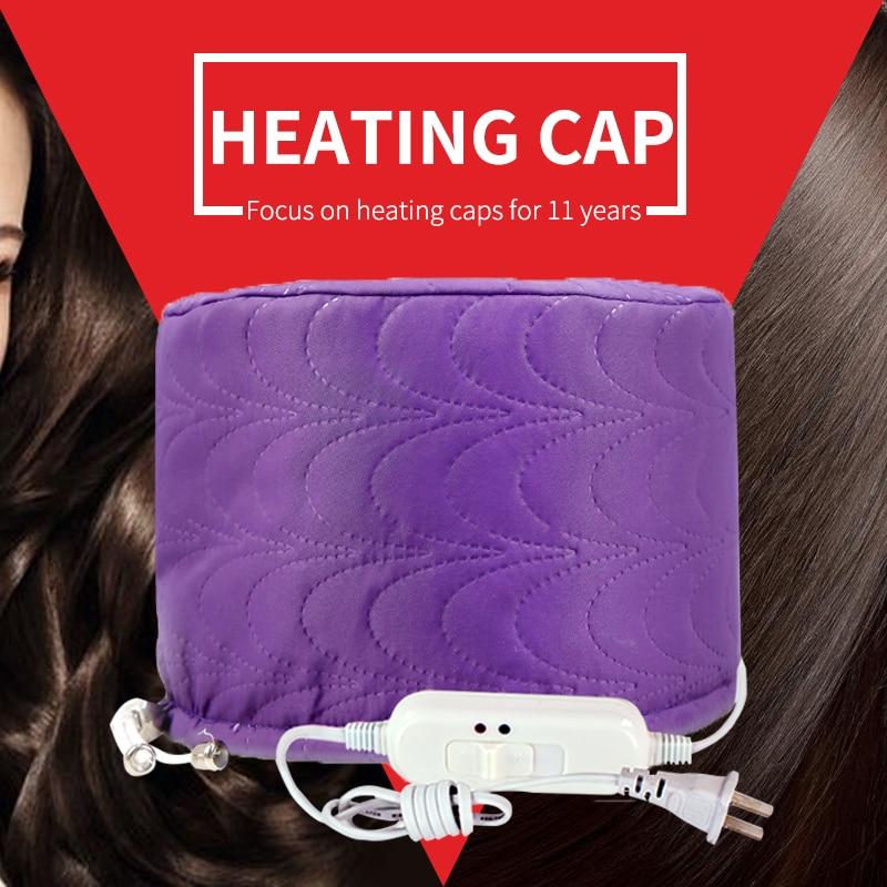 Hot Jual Pemanasan Elektrik Cap Dye Cap Rambut Untuk Pewarna Rambut - Penjagaan rambut dan penggayaan - Foto 3