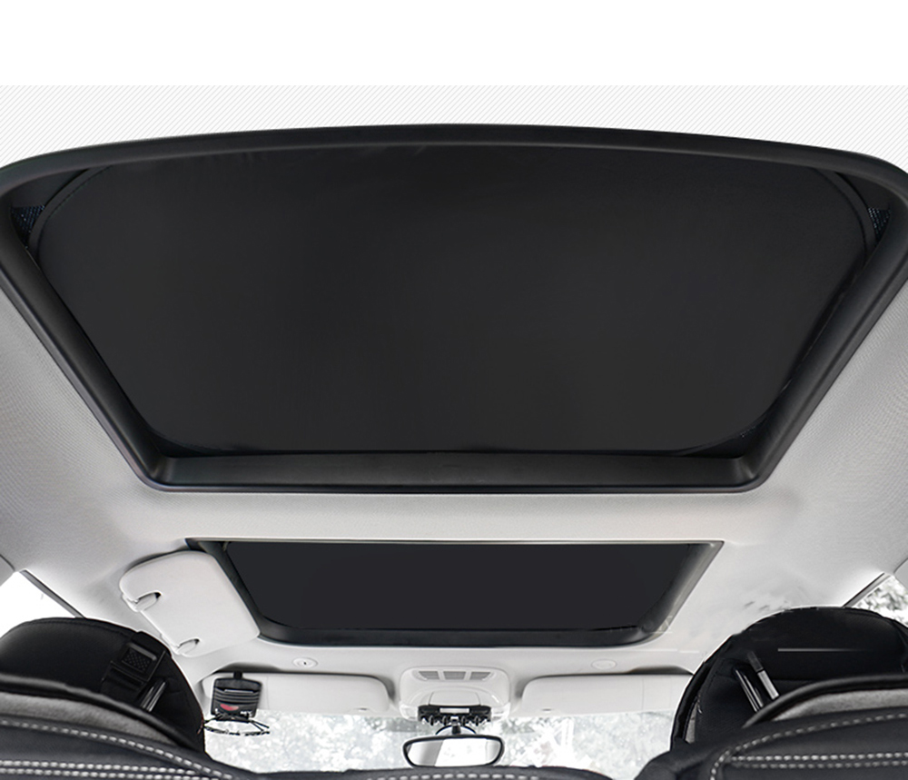 1 Pair Foldable Sunroof Shade Car Sunshade For Mini Cooper Countryman Clubman F54 F55 F56 Summer Accessories