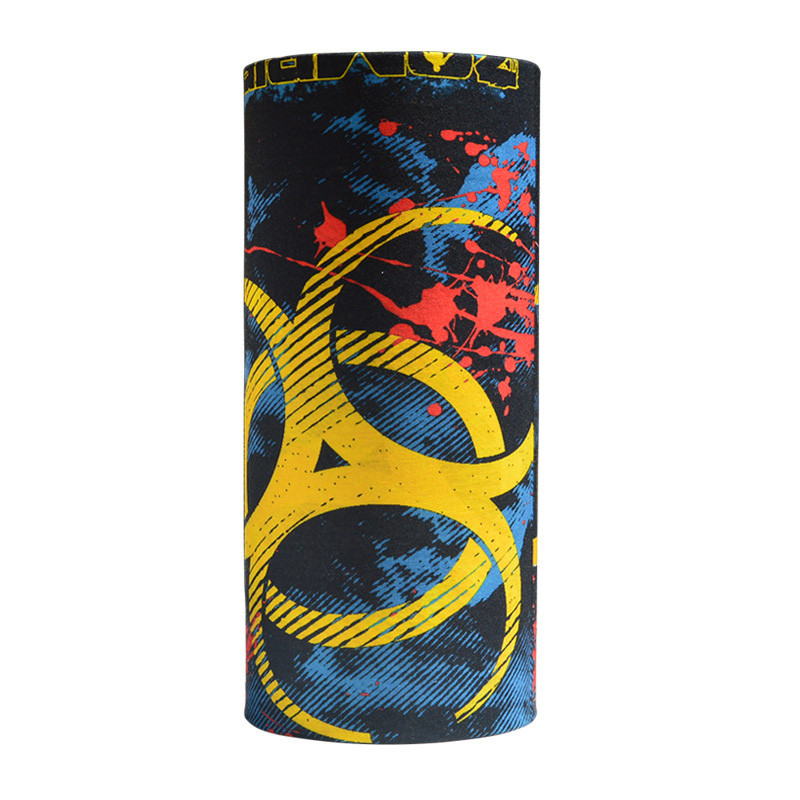 LSZ-28 new fashion multifunction seamless camo bandana mans headband cool accessories fashion printing bandana