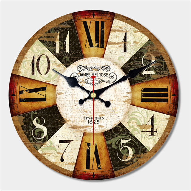 WONZOM Artistic Large Wall Clock Modern Design Fashion Silent Living Room Wall Decor Clock Home Decoration Watch Wall Gift 2017