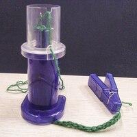 Промо-акция! Креативная вязальная машина ручной вязки для вязания, инструмент для плетения браслетов