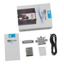 Transporte rápido Mini Rastreador GSM RF-V13 Casa Alarme De Porta de Segurança de Proteção de Privacidade Inteligente LBS Localização Plataforma de Rastreamento Gratuito APP