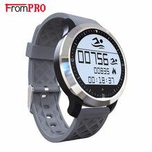 Frompro умный Браслет F69 IP68 Водонепроницаемый плавание часы вызова Сообщение Напомнить smartwach Android шагомер monintor здоровья Tracke