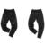 Calças do exército sweatpants skinny zipper botton sólida casuais hip hop de rua calças calças corredores homens emagrecimento calças