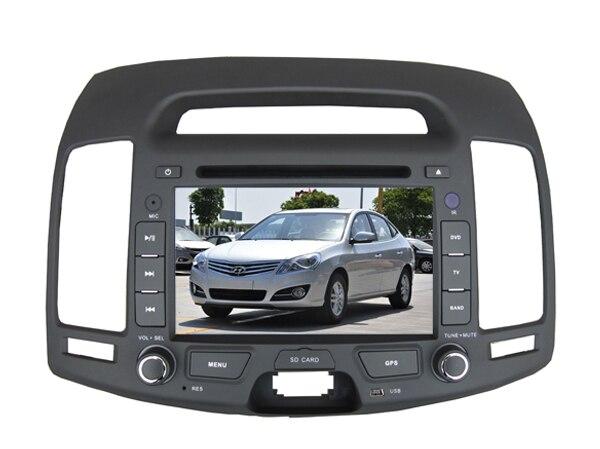 Free Shipping Car Dvd Player For Hyundai Elantra 2007 2008