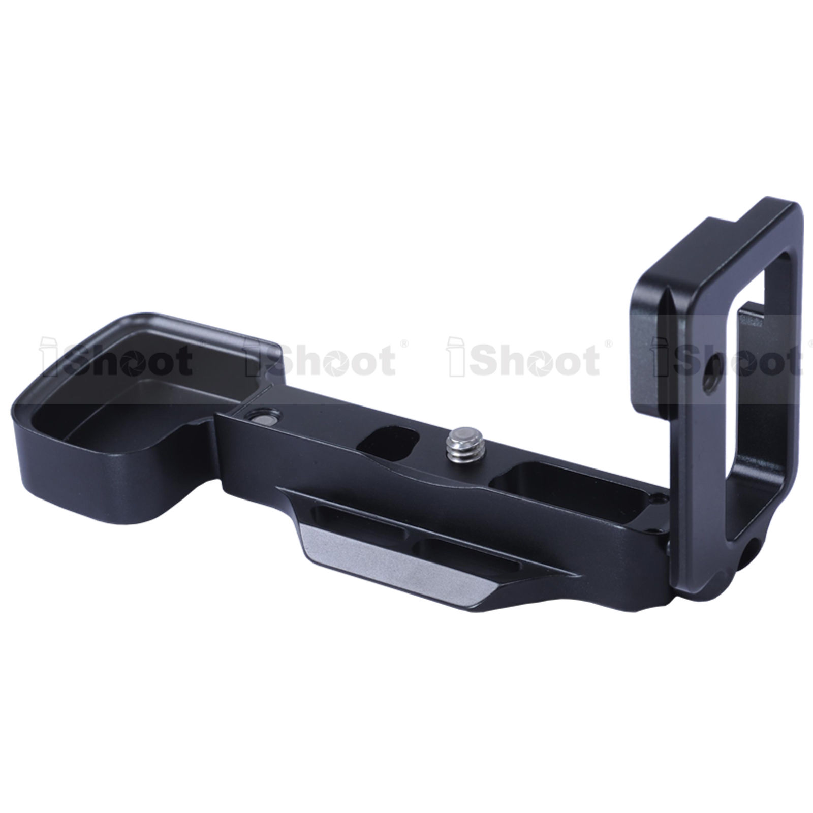 L-shaped Vertical Quick Release Plate Camera Holder Bracket Grip for Sony a6500 a6300 a6000 Used to Arca fit Tripod Ball Head