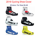 6Colors Lycra MTB Mountain Bicycle Women's Men's Bike Team Sport Sneaker Cover Footwear Overshoe Accessories Cycling Shoe Covers