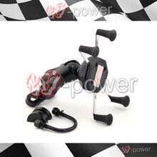 Fite Для honda cb600 cb600 cb900f hornet cb1000r cbf600 n/s мотоциклов gps навигационная рамка держатель для мобильного
