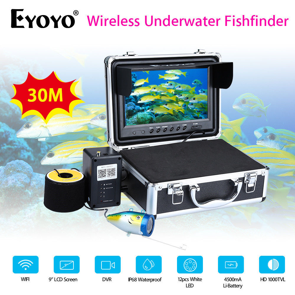EYOYO WIFI Fish Finder 7