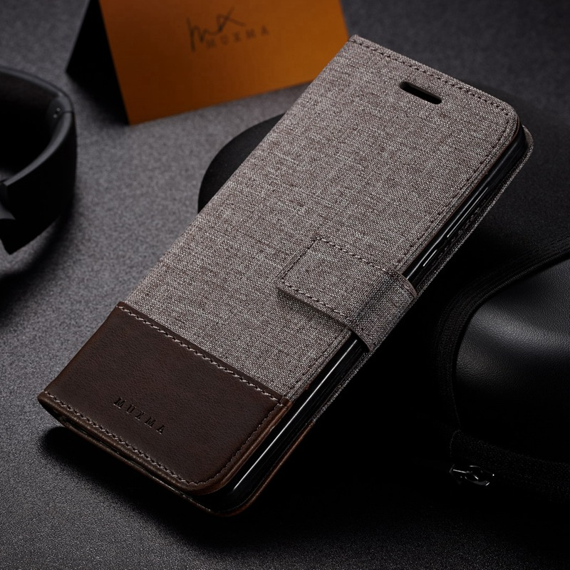 FGHGF <font><b>Cases</b></font> sFor <font><b>Nokia</b></font> 2 3 <font><b>5</b></font> <font><b>Case</b></font> Cover Canvas Leather Cover For Nokia2 Nokia3 Nokia5 Shell Flip Wallet Mobile Phone Card Capa image