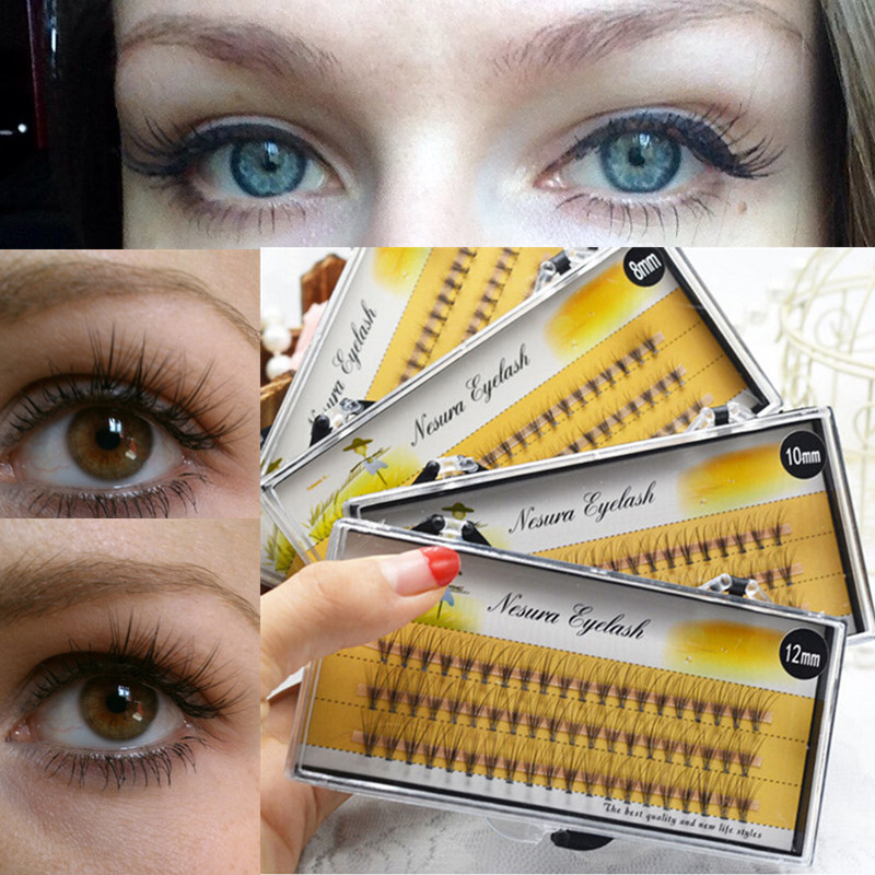 17c096aeaaf Aliexpress.com : Buy Natural Soft False Eyelash Extension Deluxe Lashes  VOLUME Flase Eyelashes Fans 8/10/12mm from Reliable false eyelashes  suppliers on ...