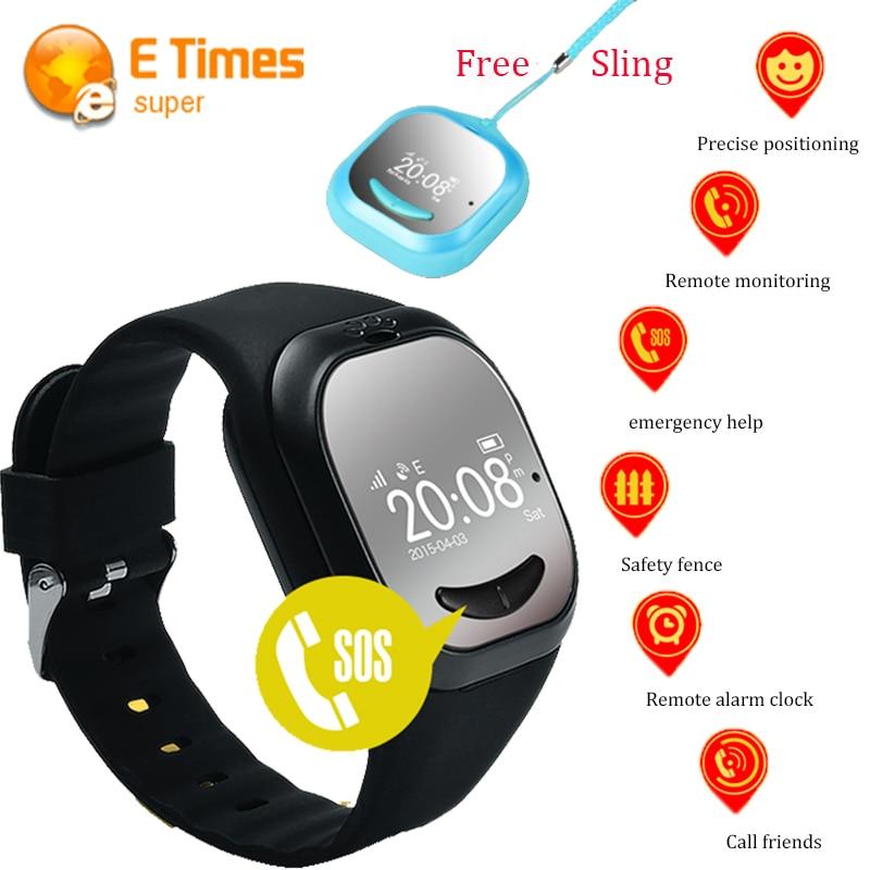ФОТО UPro P5 GPS GSM Smart Watch Intelligente Locator Tracker Anti-Lost Remote Monitor Bluetooth3.0 Smartwatch Gift For Children Kids