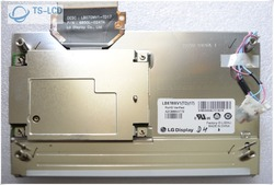 100% اختبار LB070WV1-TD17 LB070WV1 (TD) (17) الصف الأصلي A + 7.0 بوصة TFT لوحة ال سي دي ضمان لمدة سنة واحدة