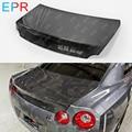 Для Nissan R35 GTR карбоновое волокно комплект кузова багажника автомобиля Стайлинг авто тюнинг часть для GTR R35 OEM задний багажник