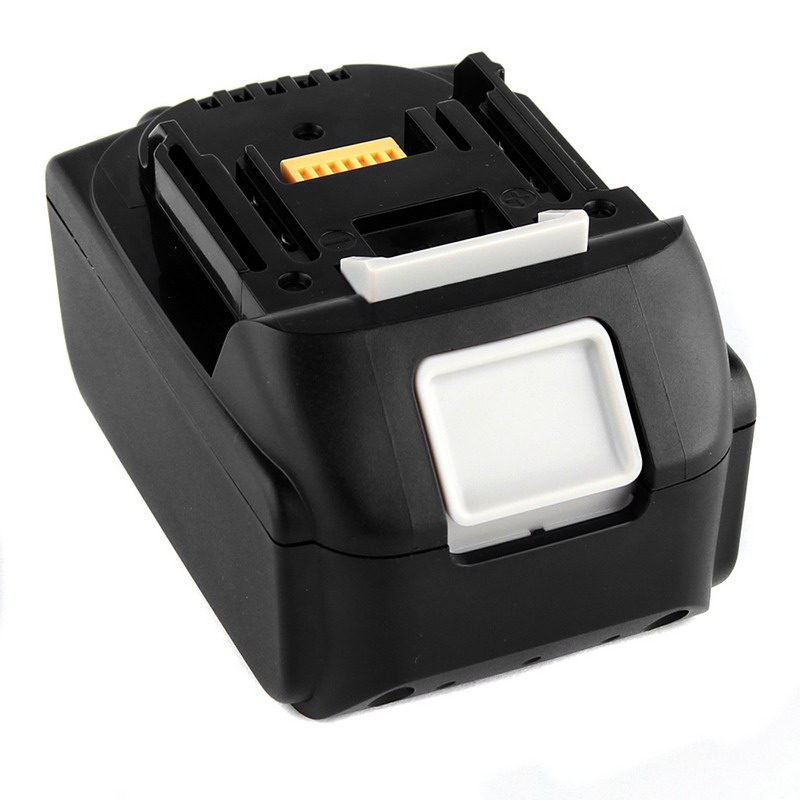 ФОТО 1X New 4.0Ah Rechargeable Battery Replacement for Makita 18V 18 volt 4000 mAh BL1830 BL1840 LXT400 194205-3 VHK12 T40