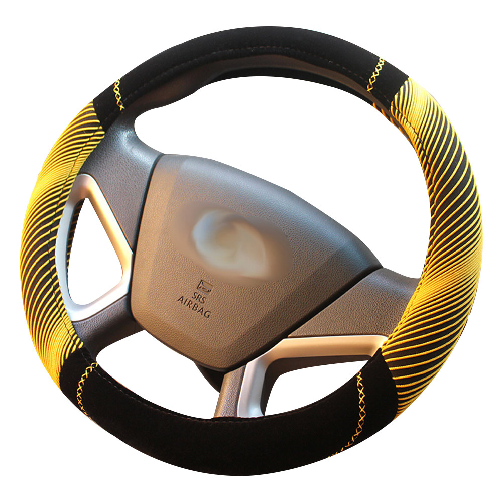 Cover Car Steering Wheel Plush Universal Anti-catch Holder Protector Cool Steering Wheel Covers For All Seasons