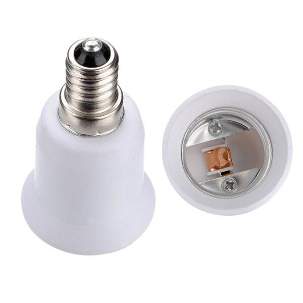 Big Promotion E27 To E14 Base Bulb Lamp LED Light Screw Socket Holder Adapter Converter