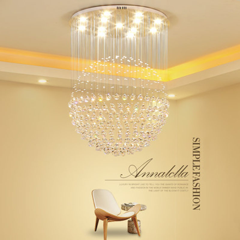 Crystal Ceiling Light Fixture Chandeliers7