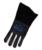 Luvas de solda TIG MIG luva de segurança de oxigênio cor preta de alta temperatura resistente respirável slip-resistente luva de trabalho