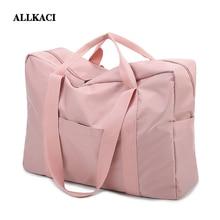 Waterproof Oxford Travel Bag Women Luggage Duffle Casual Bags Large Capacity Handbag Weekend Shoulder Bag48