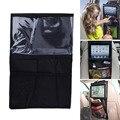 1 Pcs Almofada Do Assento de Carro Tablet Titular Saco Pendurado Armazenamento para Brinquedo comida Recipiente de Encosto de Cabeça Com Back Seat Bolso de Armazenamento Sacos organizador