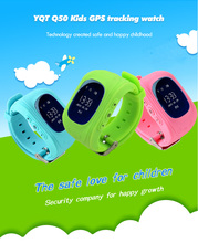 Kids GPS Tracker Watch