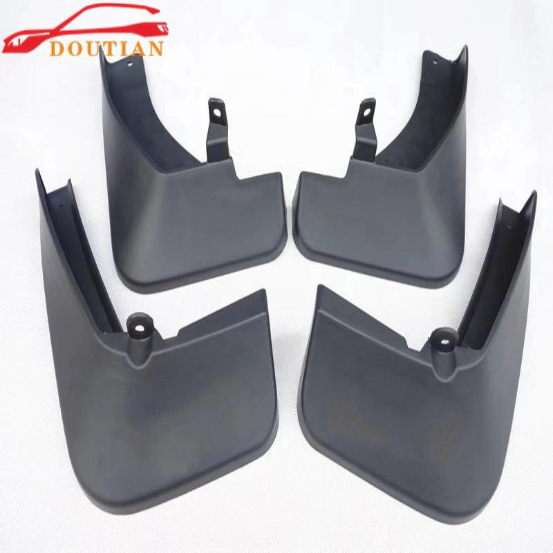 Car Accessoreis Styling For Nissan Kicks 2016 2017 2018 Mud Flaps Splash Guards Front Rear Mud Flap Mudguards Fender Black 4pcs 4pcs front rear mud splash flaps guard fender for benz v class vito metris viano w447 2015 2016 with running board