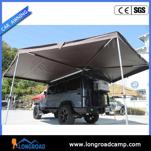 Longroad Promotion 4wd 270 Degree Fox Wing Awning Camper
