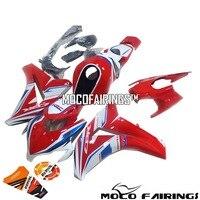 Бесплатная доставка CBR1000RR 2008 2011 ABS Обтекатели оболочки для Honda CBR 1000RR 08 11, высокая отключающая способность мотоцикла комплекты обтекателей, CBR