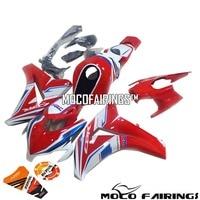 Free Shipping CBR1000RR 2008 2011 ABS Fairings Shell For Honda CBR 1000RR 08 11 HRC Motorcycle Fairing Kits CBR FIreblade