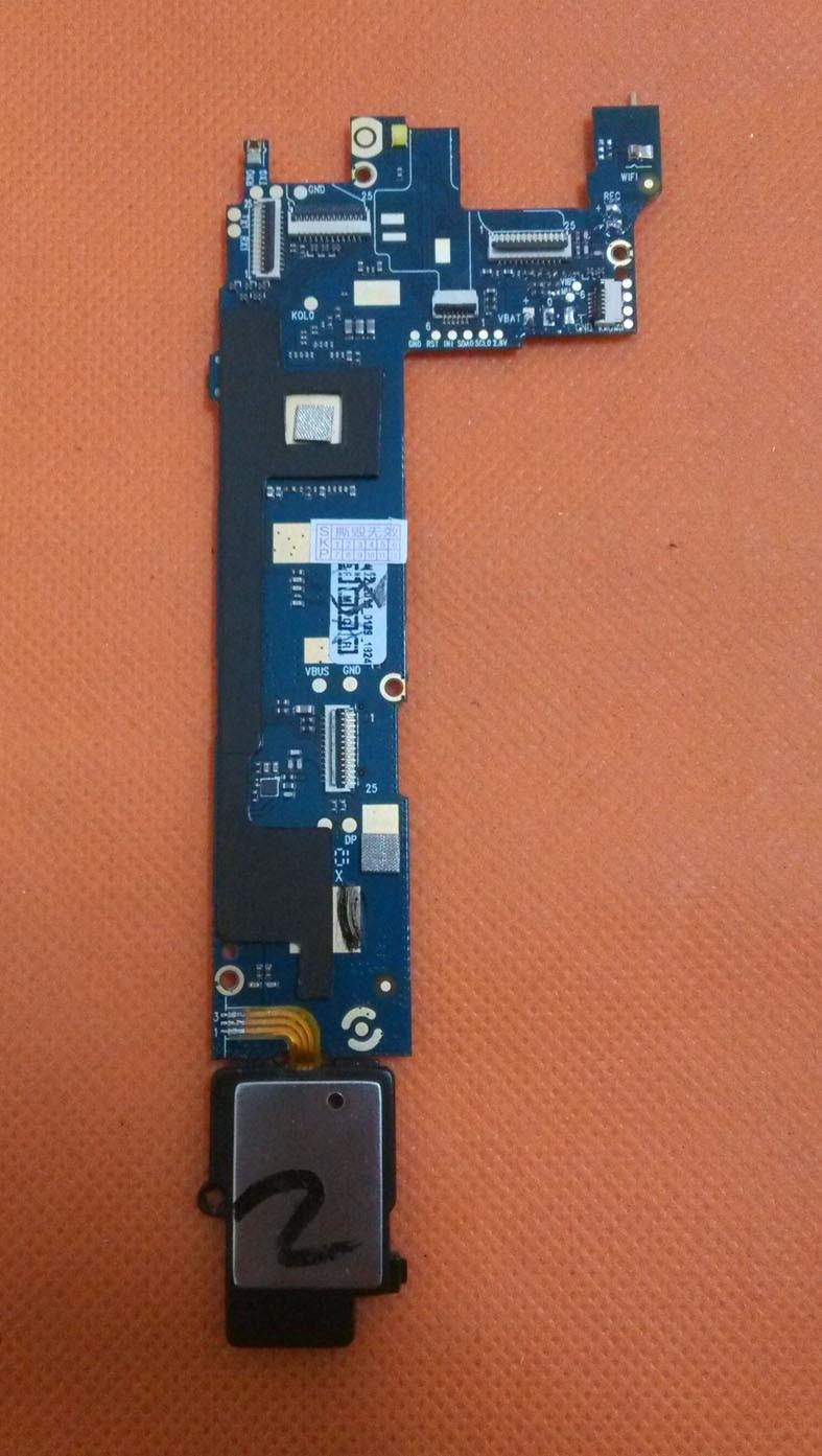 Usado Original Placa Base placa base 1G RAM + 16G ROM para No. 1 Vphone i6 MTK6582 Quad, usado segunda mano  Se entrega en toda España