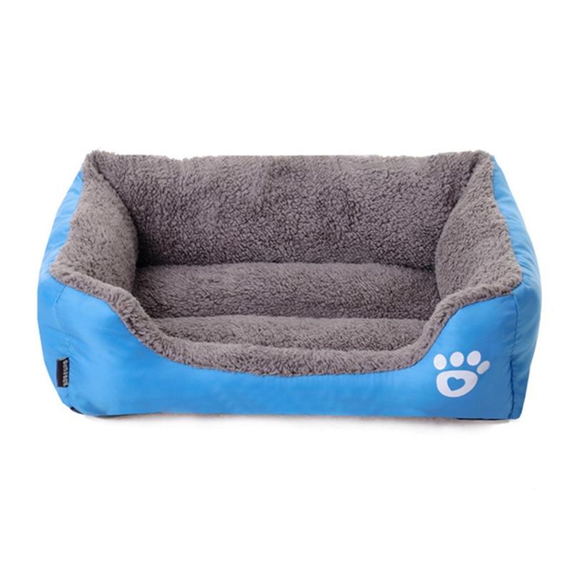 Musim dingin Tempat Tidur Hewan Peliharaan Anjing Bahan Lembut Rumah - Produk hewan peliharaan - Foto 5