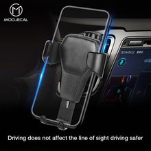 MOOJECAL Universal Car Phone Holder For iPhone smartphone Air Vent mount Car Holders Stand Mobile Supports for iPhone Xiaomi