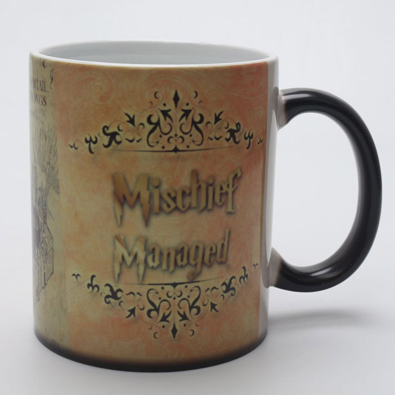 Harry Potter Color Changing Mug 3